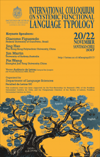 International Colloquium on Systemic Functional Language Typology